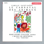 Saint-Saens: Carnival of the Animals (French Narration)