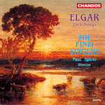 Elgar: Part Songs - Finzi Singers