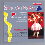 Stravinsky: Petrushka · The Soldier's Tale