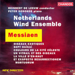 Messiaen: Works for Wind Ensemble