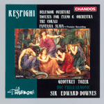 Respighi: Toccata for Piano & Orchestra