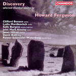 Ferguson: Discovery: selected chamber works