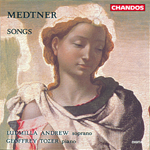 Medtner: Songs