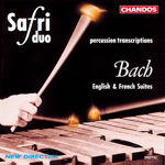 Bach Arrangements by the Safri Duo