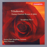 Tchaikovsky: Symphony No. 5 . Romeo And Juliet