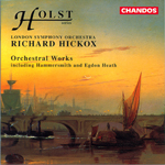 Holst: Orchestral  Works