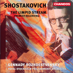 Shostakovich: The Limpid Stream