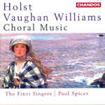Vaughan Williams & Holst: Choral Music