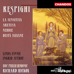 Respighi: Orchestral Songs