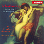 Tchaikovsky: Suite No. 2 · The Tempest
