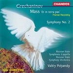 Grechaninov: Mass · Symphony No. 2