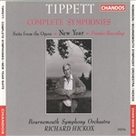 Tippett: Symphonies/ New Year Suite