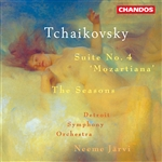 Tchaikovsky: Suite No. 4 · The Seasons