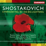 Shostakovich: Symphony No. 10 · The Big Lightning