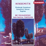 Hindemith: Pittsburgh Symphony · Symphonic Dances · Ragtime