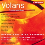 Volans: Music for Wind Ensemble