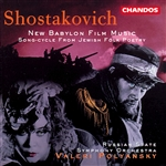Shostakovich: New Babylon · Jewish Folk Poetry