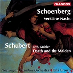 Schoenberg: Verklärte Nacht · Schubert: Death and the Maiden