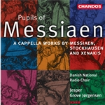 Danish National Symphony Choir - Music by Pupils of Messiaen