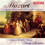 Mozart: Concerto for Two Pianos/ Sinfonia Concertante