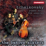 Tchaikovsky: Piano Trio · The Seasons