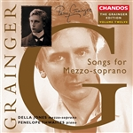 Grainger: Vol. 12 - Works for Mezzo Soprano