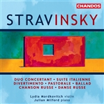 Stravinsky: Works for Violin & Piano