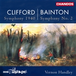 Bainton/ Clifford, Vol. 1: Orchestral Works