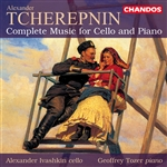 Tcherepnin: Complete Music for Cello & Piano