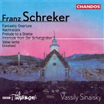 Schreker: Orchestral Works, Vol. 1