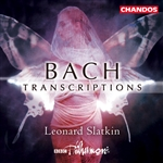 Bach: Transcriptions for Orchestra