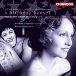 Annette Betanski / Susan Miron - Music for Voice & Harp