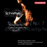 Schnittke: Symphony No. 7 · Cello Concerto No. 1
