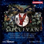 Sullivan: Symphony in E major 'Irish'