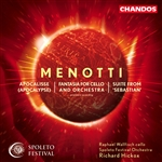 Menotti: Apocalisse & Other Orchestral Works