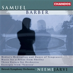 Barber: Orchestral Works