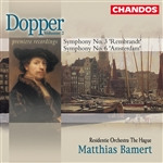 Dopper: Symphonies, Vol. 2