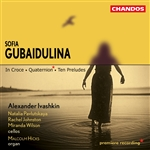 Gubaidulina: Works for Cello