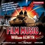 Alwyn: The Film Music of William Alwyn, Vol. 2