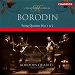Borodin: String Quartets No. 1 & 2