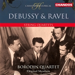 Ravel / Debussy: String Quartets
