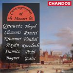 Contemporaries of Mozart Vol. 1