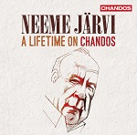 Neeme Jarvi - A Lifetime on Chandos