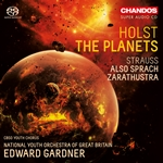 Holst - The Planets / Strauss - Also sprach Zarathustra