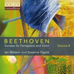 Beethoven - Sonatas for Fortepiano and Violin, Vol.4