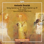 Dvorák: String Quintet No. 3 & Piano Quintet No. 2