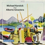 Ginastera: Piano Works
