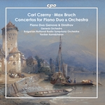 Czerny & Bruch: Works for Piano Duo