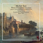 Yost: Clarinet Concertos - Vogel: Symphony No. 1 in D Major