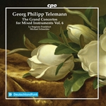 The Grand Concertos for Mixed Instruments, Vol. 6